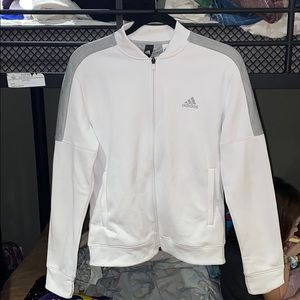 Woman's Adidas Track Jacket